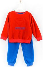 Акция на Спортивный костюм DC Comics Супермен SM15887 98 см Красный с синим (8691109801845) от Rozetka
