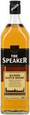Акция на Виски Speaker 3 YO blended 1 л 40% (5038342511453) от Rozetka