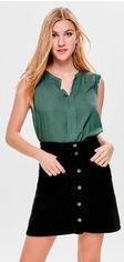 Блузка ONLY 15157656 XS Зеленая (2000000354217) от Rozetka