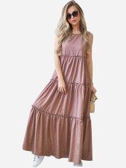 Платье ISSA PLUS 11733 S Бежевое (issa2000305439800) от Rozetka