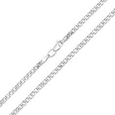 Акция на Цепочка из белого золота Ремина 000101611 55 размера от Zlato