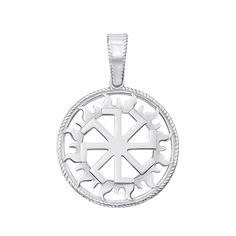 Серебряная подвеска Колядник 000133251 000133251 от Zlato