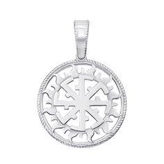Серебряная подвеска-оберег Свитовит 000133849 000133849 от Zlato