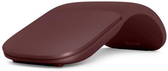 Акция на Microsoft Surface Arc Mouse Burgundy (CZV-00011) от Stylus