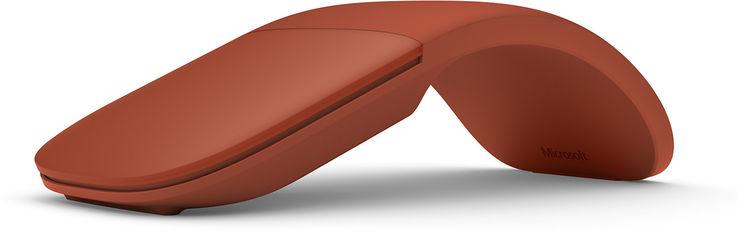 Акция на Microsoft Surface Arc Mouse – Poppy Red (CZV-00075) от Y.UA