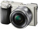 Фотоаппарат Sony Alpha A6000 kit (16-50mm) Silver (ILCE6000LS.CEC) от Foxtrot