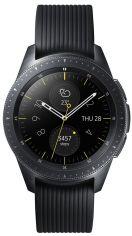 Акция на Смарт годинник Samsung Galaxy Watch 42mm (SM-R810NZKASEK) Black от Територія твоєї техніки