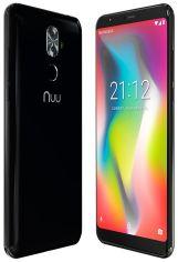 Смартфон NUU Mobile G2 Black от Територія твоєї техніки