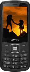 Мобильный телефон Astro A184 Black от Територія твоєї техніки