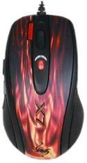 Мышь A4Tech XL-750BK USB Black/Red (4711421758857) от Територія твоєї техніки