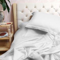 Акция на Комплект постельного белья Mirson Искусственный шелк 23-0009 Serena 110х140 см (2200001374584) от Rozetka