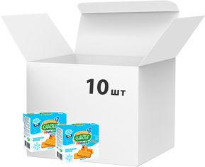Упаковка печенья Маленькое счастье Ладушки медовое 100 г 10 шт (24813163002916) от Rozetka