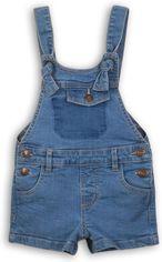 Полукомбинезон джинсовый Minoti Beachy 3 2632 98-104 см Синий (5033819249709) от Rozetka