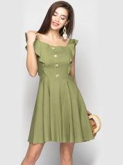 Платье Larionoff Aileen 44 Хаки (Lari2000005635731) от Rozetka