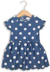 Платье Minoti Prairie 10 2395 74-80 см Синее (5033819237522) от Rozetka