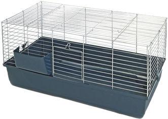 Акция на Клетка для кролика MPS SONNY 80 80 x 45 x 42 см Синий поддон (8022967040747) от Rozetka