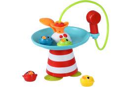 Игрушка для ванной Same Toy Музыкальный фонтан с утками и лейкой (7689Ut) от Rozetka
