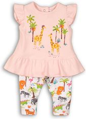 Костюм (туника + лосины) Minoti Flamingo 8 7598 68-74 см Разноцветный (5059030002954) от Rozetka