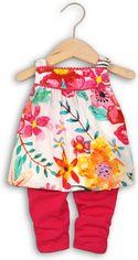 Костюм (сарафан + лосины) Minoti Bee 3 2509 56-62 см Разноцветный (5033819229961) от Rozetka