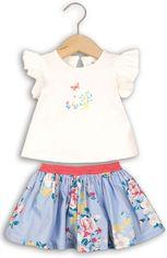 Костюм (майка + юбка) Minoti Rose 5 2322 80-86 см Белый (5033819229282) от Rozetka