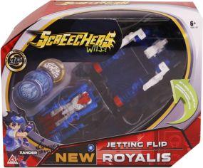 Машинка-трансформер Screechers WILD! S2 L2 - РОЯЛИС (EU684301) от Stylus