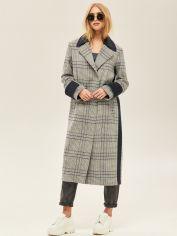 Пальто Mila Nova ПВ-143 48 Серое (2000000045382) от Rozetka