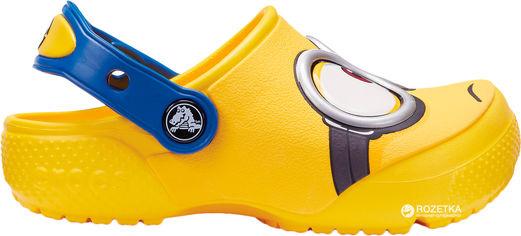 Сабо Crocs Kids FunLab Minions 204113-730-C4 19-20 11.5 см Желтые (191448172333) от Rozetka
