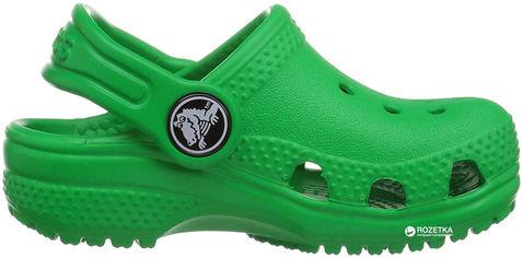 Сабо Crocs Kids Classic Clog K 204536-3E8-C12 29-30 18.3 см Зеленые (191448119376) от Rozetka