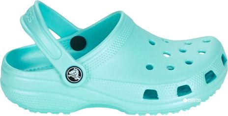 Акция на Кроксы Crocs Kids Classic Clog K IBlu 204536-4O9-C13 30-31 19.1 см Голубые (887350978278) от Rozetka