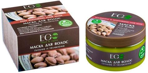 Акция на Маска для волос EO Laboratorie Питание и Увлажнение 250 мл (4627089430441) от Rozetka