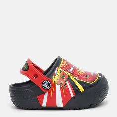 Сабо Crocs Kids Fun Lab Disney And Pixar Lightning Mcqueen Lights 205497-001-C7 23-24 14 см (9001053962407) от Rozetka