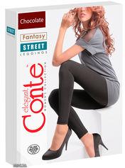 Трикотажные леггинсы Conte Fantasy Street Plush 164-94 см Chocolate (4815003040368) от Rozetka