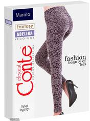 Акция на Трикотажные леггинсы Conte Fantasy Adelina 170-90 см Marino (4815003053207) от Rozetka