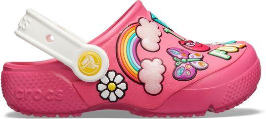 Сабо Crocs Kids Fun Lab Playful Patches 205444-6NP-C5 20-21 12.3 см (9001053512206) от Rozetka