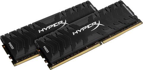 Оперативная память HyperX DDR4-3000 32768MB PC4-24000 (Kit of 2x16384) Predator Black (HX430C15PB3K2/32) от Rozetka