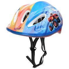 Блейзер Pro Monster Machine Helmet Голубой/Красный от SportsTerritory
