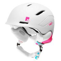 Nevica Vail Шлем Подростковый для Девочки Белый от SportsTerritory
