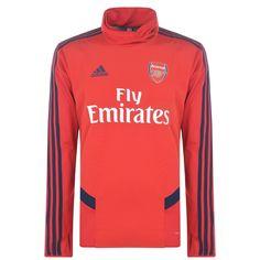 Adidas AFC Wrm U Топ Sn14 Алый от SportsTerritory