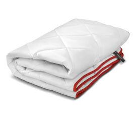 Акция на Одеяло зимнее антиаллергенное MirSon 816 DeLuxe Eco-Soft 200х220 см от Podushka