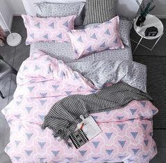 Акция на Детское постельное белье MirSon бязь 18-636 Rozalin Детский комплект от Podushka