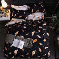 Акция на Детское постельное белье MirSon бязь 18-178 Seliya Детский комплект от Podushka