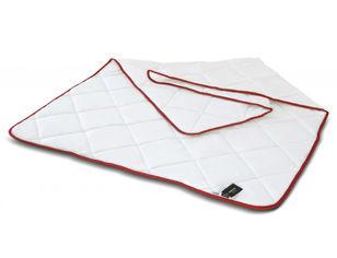 Акция на Одеяло детское демисезонное MirSon 664 DeLuxe с эвкалиптом демисезонное 110х140 см вес 450 г от Podushka