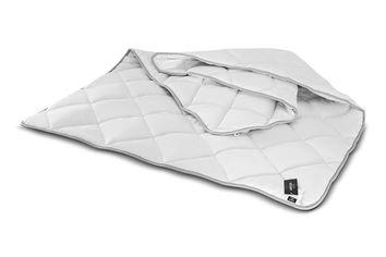 Акция на Одеяло детское демисезонное MirSon 658 Royal Pearl с эвкалиптом демисезонное 110х140 см вес 450 г от Podushka