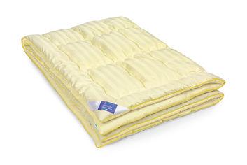 Акция на Одеяло детское зимнее MirSon 656 Carmela Hand made с эвкалиптом зимнее 110х140 см вес 750 г от Podushka