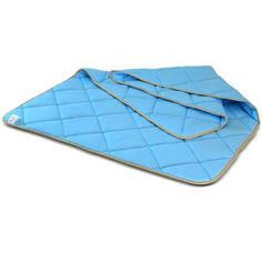 Акция на Одеяло детское демисезонное MirSon 646 Valentino с эвкалиптом демисезонное 110х140 см вес 450 г от Podushka