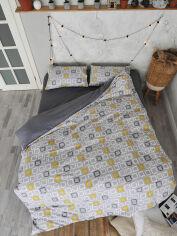 Акция на Комплект постельного белья SoundSleep Puebla ранфорс Двуспальный евро комплект от Podushka