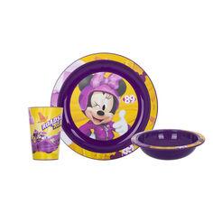 Набор посуды детский Herevin Disney Minnie 3 прибора 162441-801 от Podushka