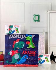 Акция на Детское постельное белье Lighthouse Dino Детский комплект от Podushka