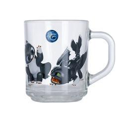 Чашка детская ОСЗ Как приручить Дракона 3 200 мл 07с1335 ДЗ Драконы от Podushka