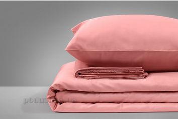 Акция на Детское постельное белье MirSon 0132 Silvia розовое Детский комплект от Podushka
